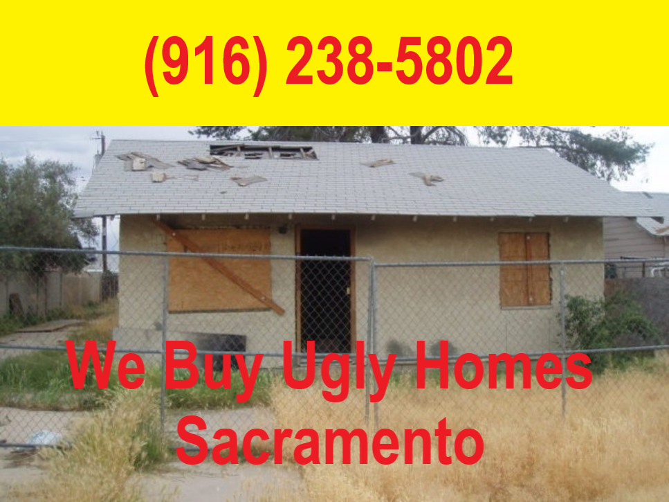 We Buy Ugly Homes Sacramento Is Selling To Cash Buyer Lance Casey